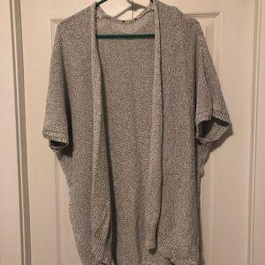 Grey Dynamite oversized cardigan